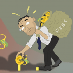 How Far Can Debt Collectors Go … and are Fake Profiles Legal?
