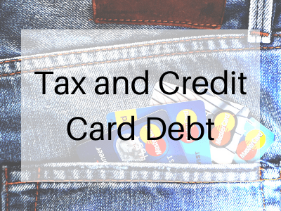 Tax-and-Credit-Card-Debt